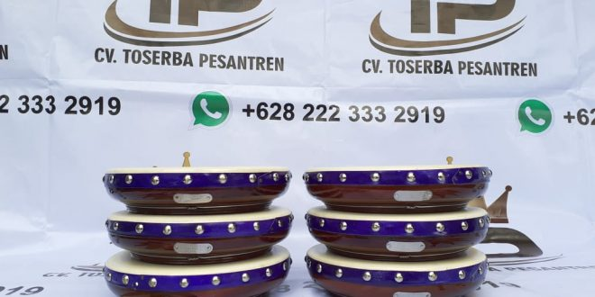 Pengrajin Tam Rebana Surabaya | WA 08563581146