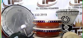 Call 0812-2232-2246(Tsel) PENGRAJIN Rebana Jepara H.Muhsin Surabaya CV.TOSERBA PESANTREN