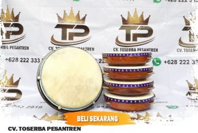 Call 0812-2232-2246(Tsel) PENGRAJIN Jual Rebana Eceran Semarang  CV.TOSERBA PESANTREN
